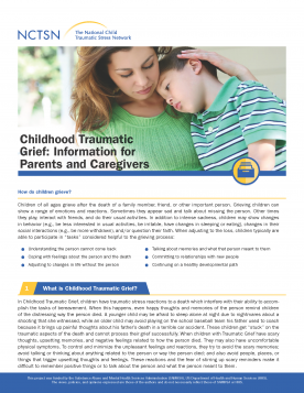 Overcoming Childhood Trauma How Parents >> Families And Caregivers The National Child Traumatic Stress Network