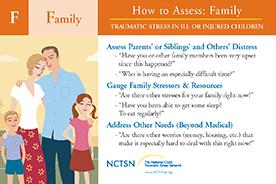 Family Stressors And Traumatic >> Pediatric Medical Traumatic Stress How To Assess And Help Family